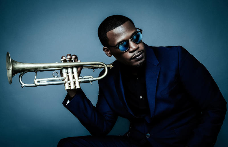 Trumpeter Keyon Harrold has been listening to Miles Davis since he was 10 years old.