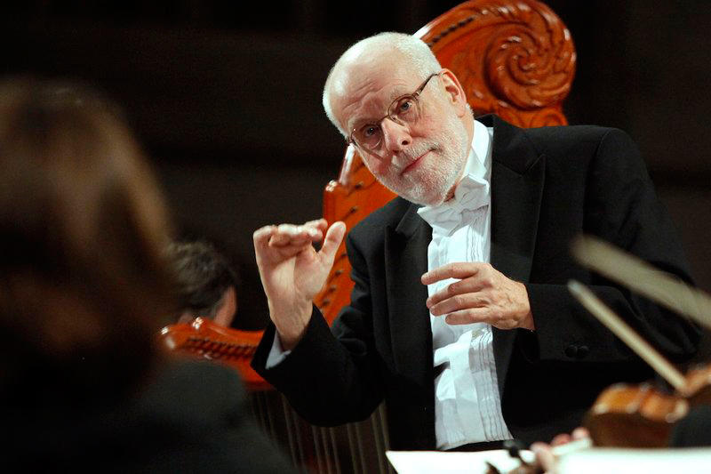 LIsten to a re-broadcast of Ton Koopman's debut concert with The Philadelphia Orchestra.