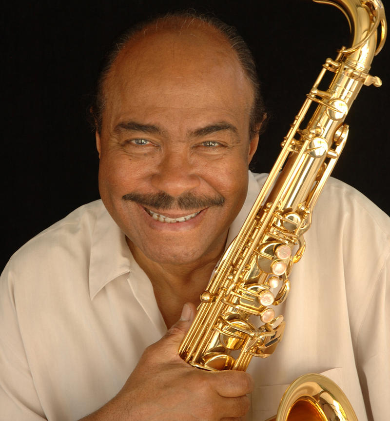 The legendary Benny Golson