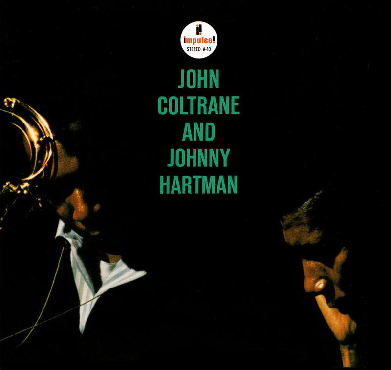 "Tenor saxophonist  John Coltrane and baritone  Johnny Hartman recorded ""My One and Only Love"" in 1963."