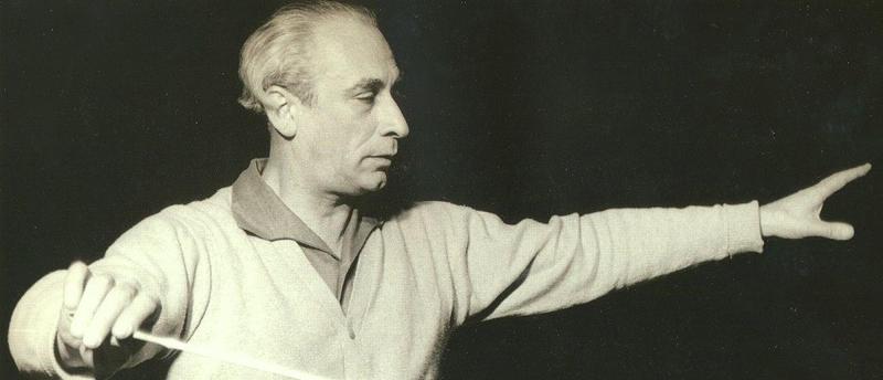 Conductor Karel Ančerl (1908-1973)