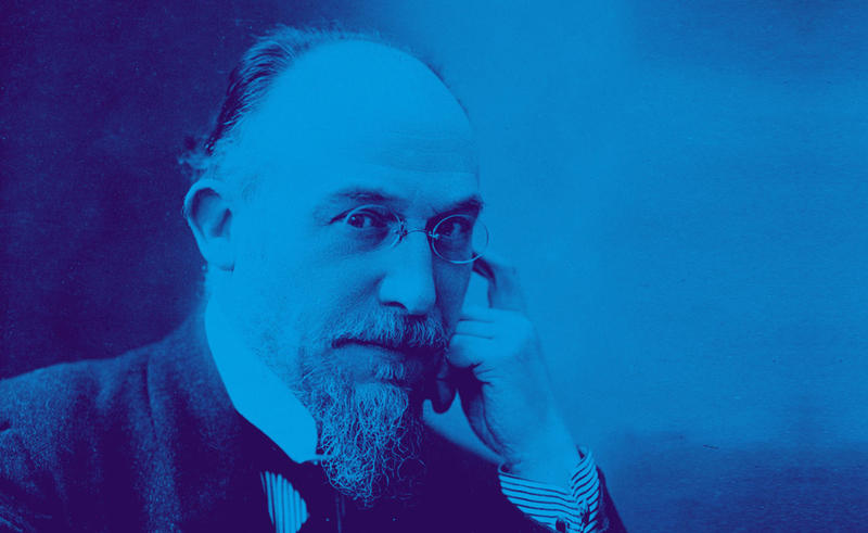 """I came into the world very young, in an age that was very old."" -Erik Satie"