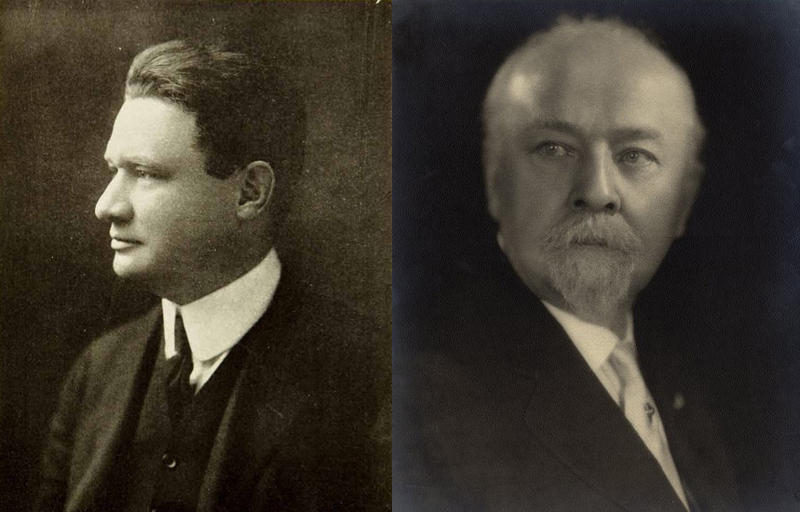 Frederick Shepherd Converse (1871-1940) and Carl Busch (1862-1943)