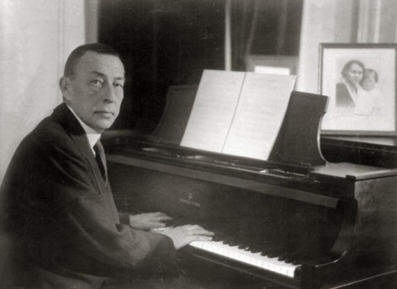 sergei rachmaninoff Youth rachmaninoff was born in semyonovo, near novgorod, in north-western russia his parents were both amateur pianists when he was four, his mother gave him.