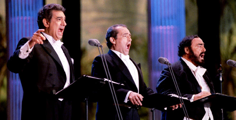 Opera Day is an annual tradition at WRTI.