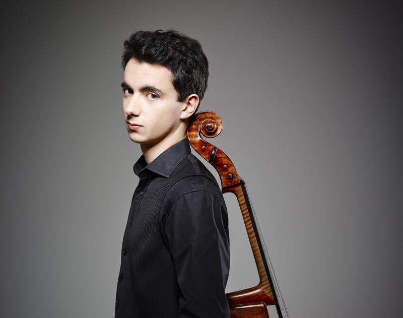Cellist Stéphane Tétreault
