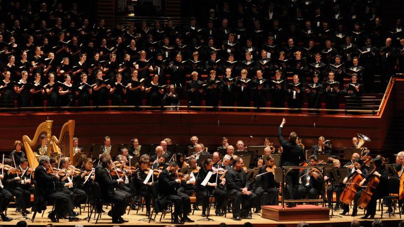 Westminster Symphonic Choir at Verizon Hall
