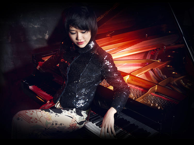Pianist Yuja Wang is soloist in the first encore broadcast of the 2016-2017 season of The Philadelphia Orchestra in Concert on WRTI, July 16th at 1 pm
