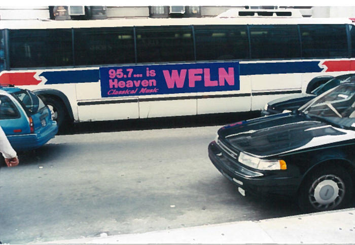 Dave worked as WFLN for more than two decades.