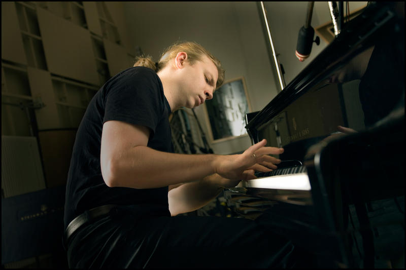 Russian pianist Denis Kozhukhin