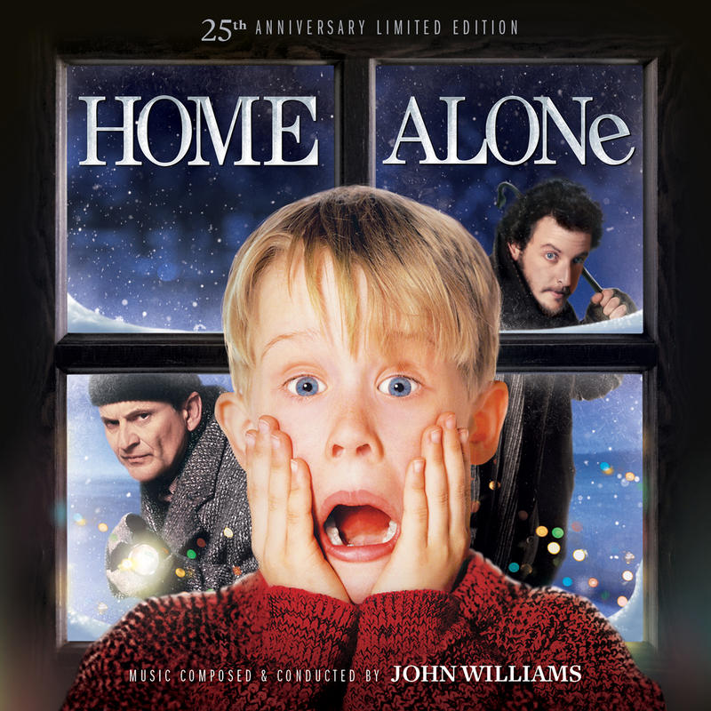 The Philadelphia Orchestra accompanies the much-loved film Home Alone from December 20th to the 22nd  at Verizon Hall.