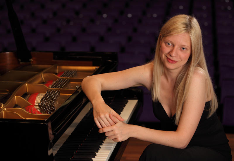 Pianist Valentina Lisitsa is a YouTube sensation.