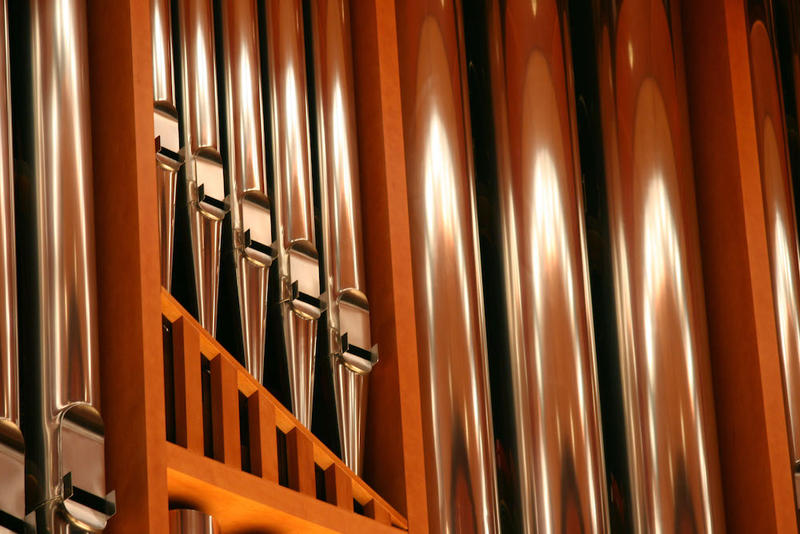 The Fred J. Cooper Memorial Organ at the Kimmel Center