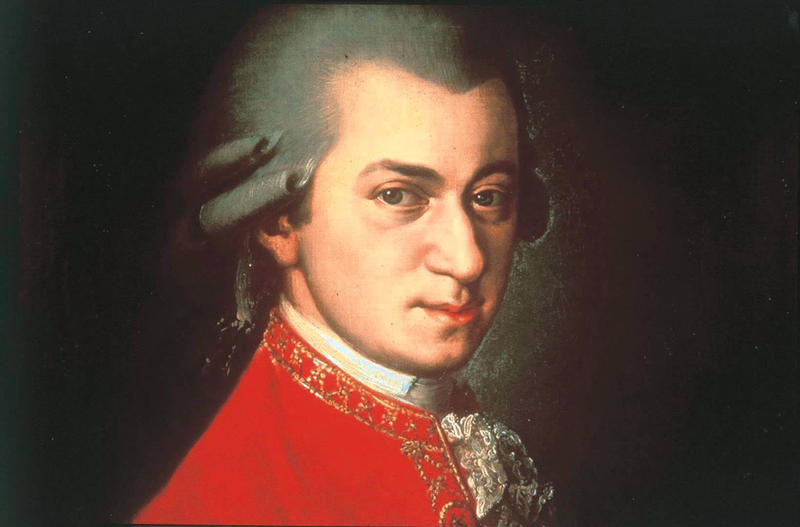 Today is Mozart's 261st birthday!