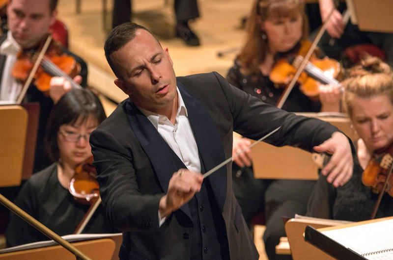 Yannick Nézet-Séguin is music director of The Philadelphia Orchestra