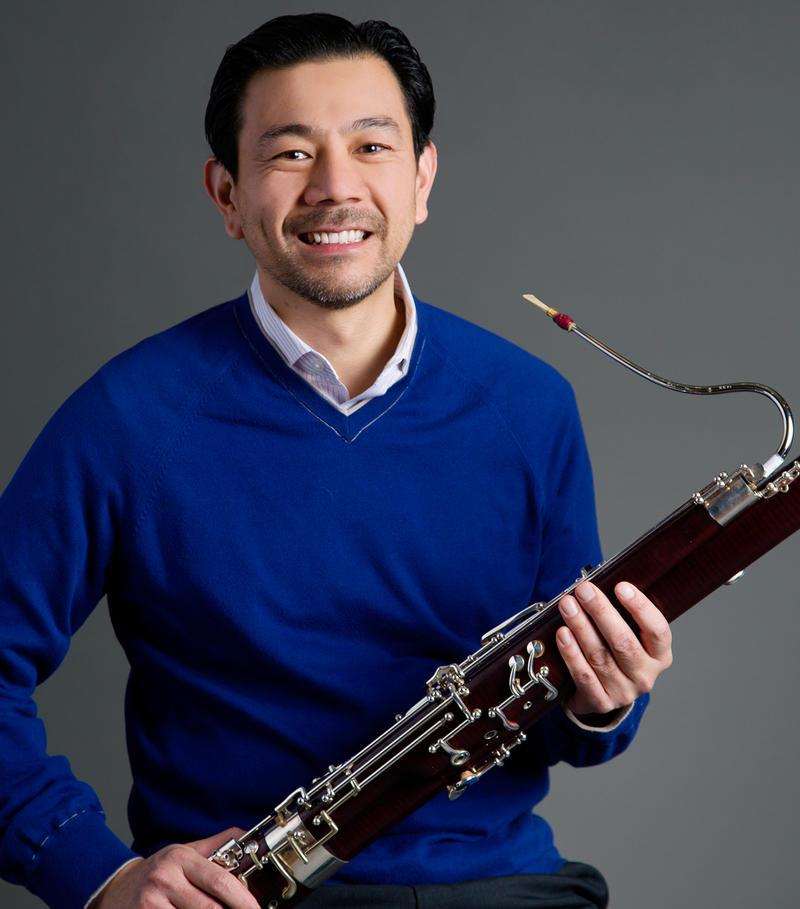 Philadelphia Orchestra Principal Bassoon Daniel Matsukawa
