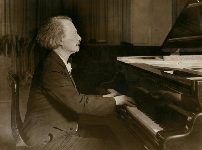 Ignacy Jan Paderewski in 1926