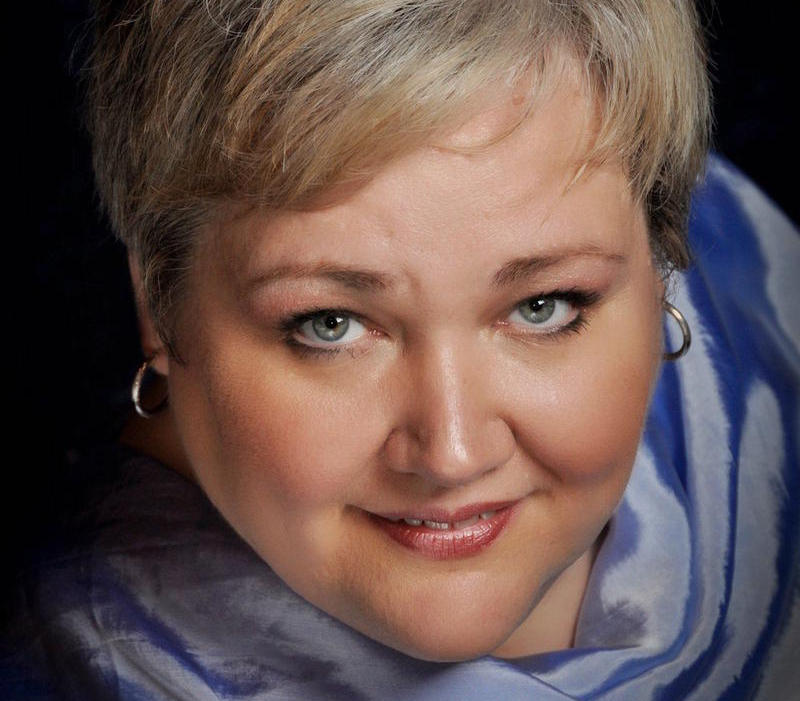 Mezzo-soprano Stephanie Blythe