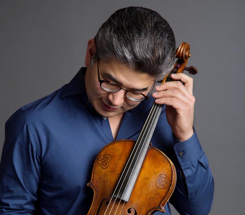 Philadelphia Orchestra Principal Viola Choong-Jin (C.J.) Chang