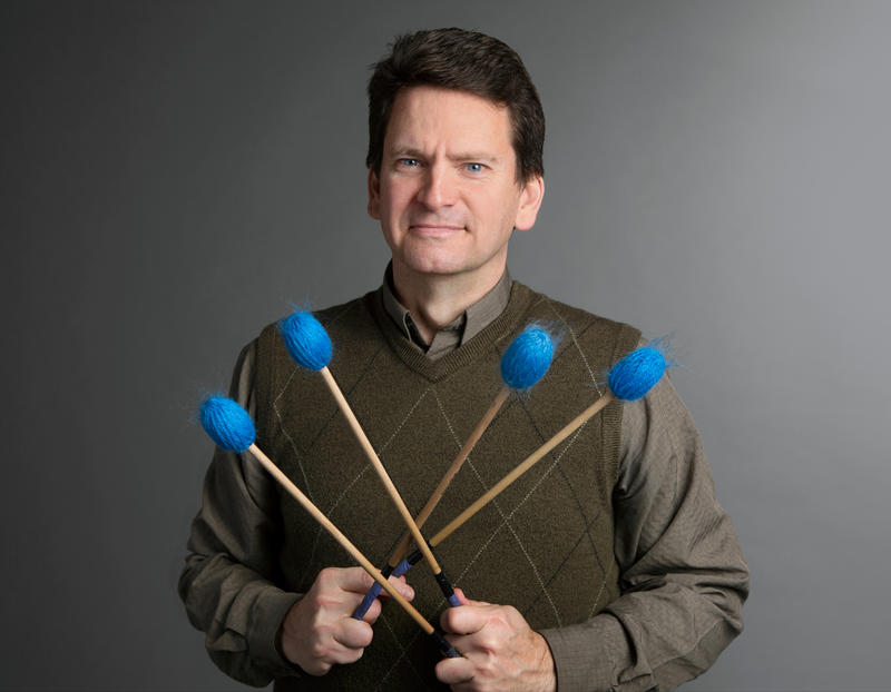 The Philadelphia Orchestra's Principal Percussion Christopher Deviney