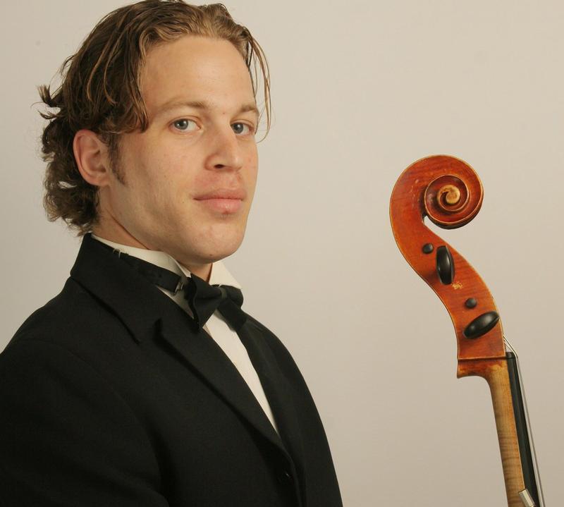 Symphony in C Principal Cellist Yoni Draiblate