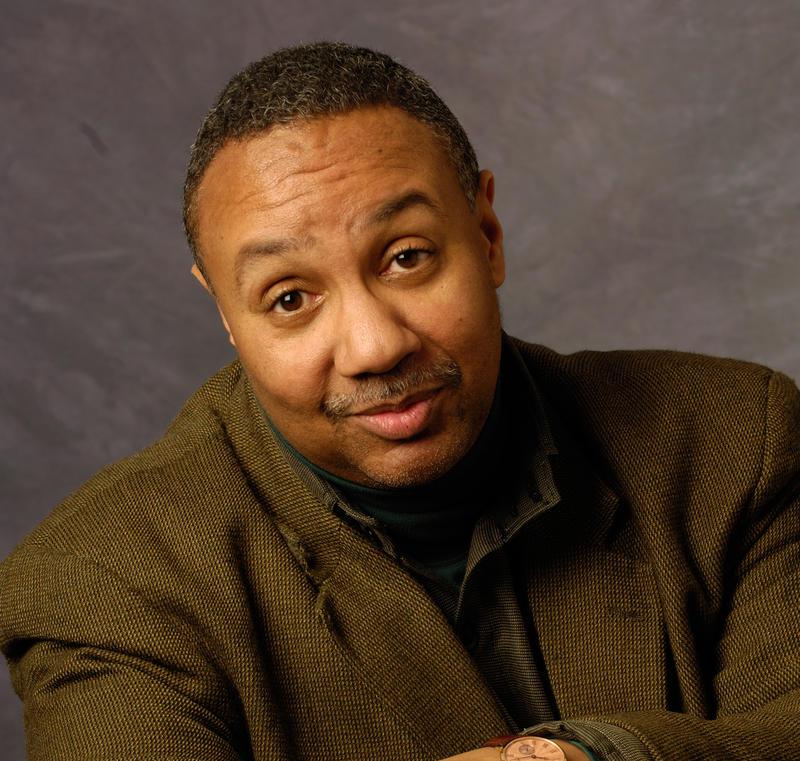 WRTI Jazz Host J. Michael Harrison