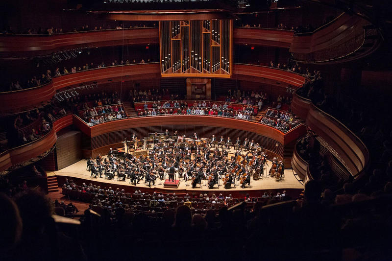 Gregg Whiteside is your host for the Philadelphia Orchestra in Concert broadcasts on Sundays at 1 pm and Monday nights at 7 pm.