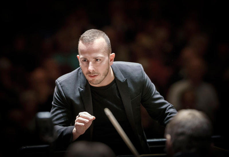 Music Director Yannick Nézet-Séguin