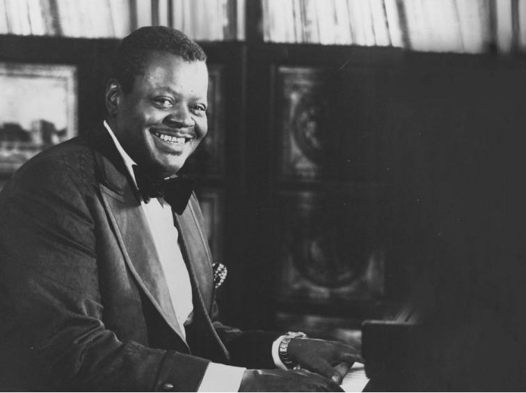 Oscar Peterson (August 15, 1925 – December 23, 2007)