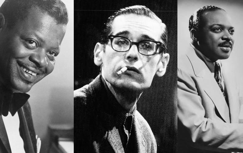 Oscar Peterson, Bill Evans, and Count Basie, three of your most essential jazz artists, have birthdays in August.