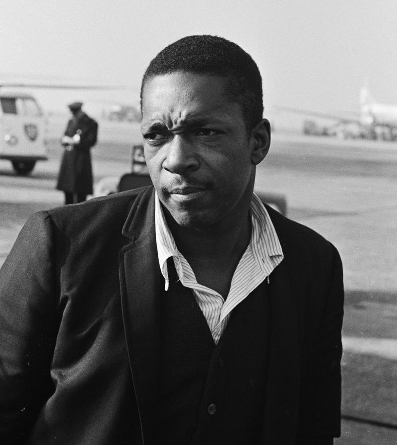 John Coltrane in 1963