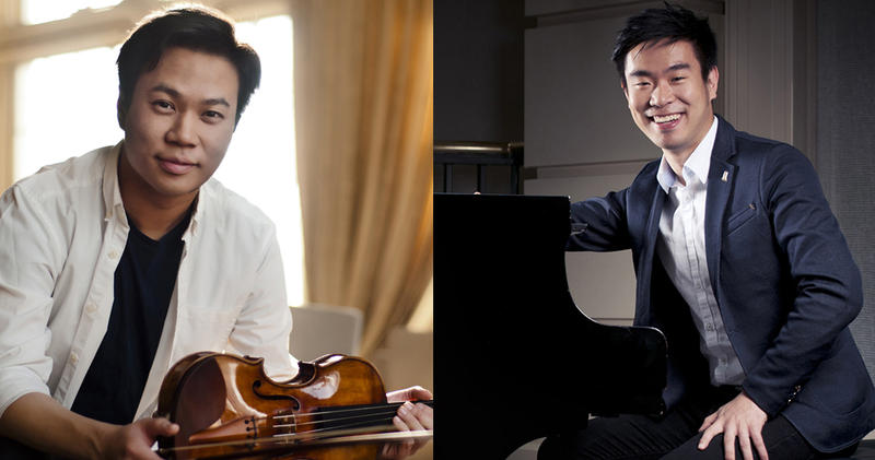 Listen to ASTRAL's Nikki Chooi and Sejoon Park perform LIVE from the WRTI Performance Studio, October 19th at 12:10 pm.