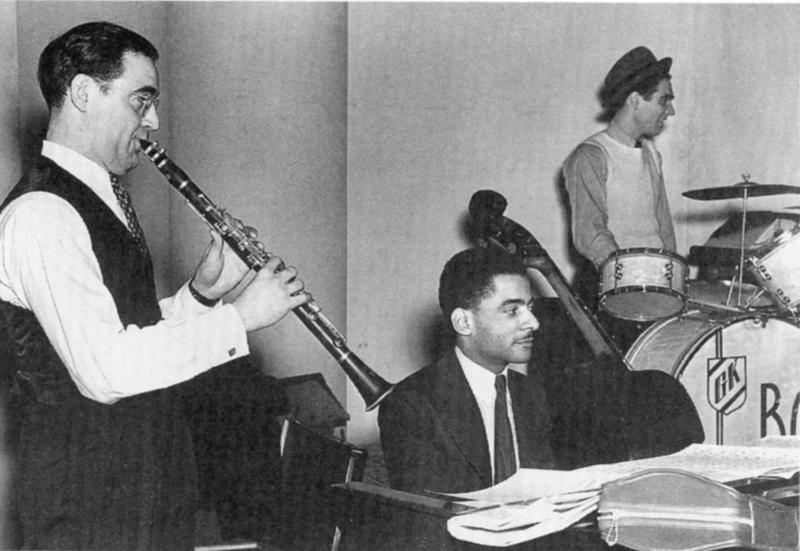 Benny Goodman's recording of Body and Soul, with Black pianist Teddy Wilson, led to the breaking of the color barrier in jazz performance.
