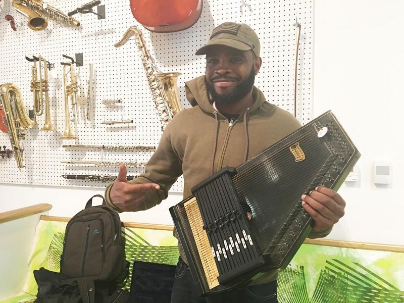 De'Wayne Drummond, musician