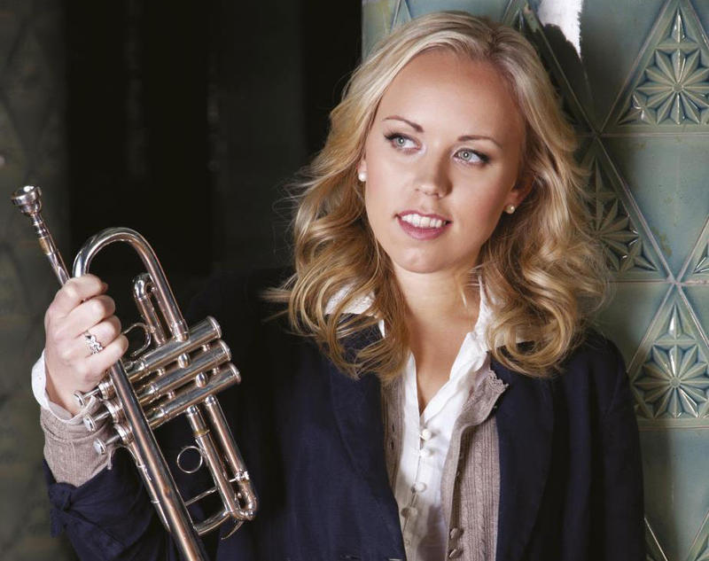 Norweigan Trumpeter Tine Thing Helseth is soloist in this concert broadcast of the Chamber Orchestra of Philadelphia