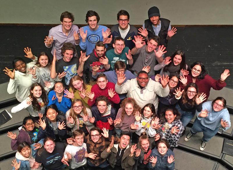 The Wissahickon High School Camerata Choir