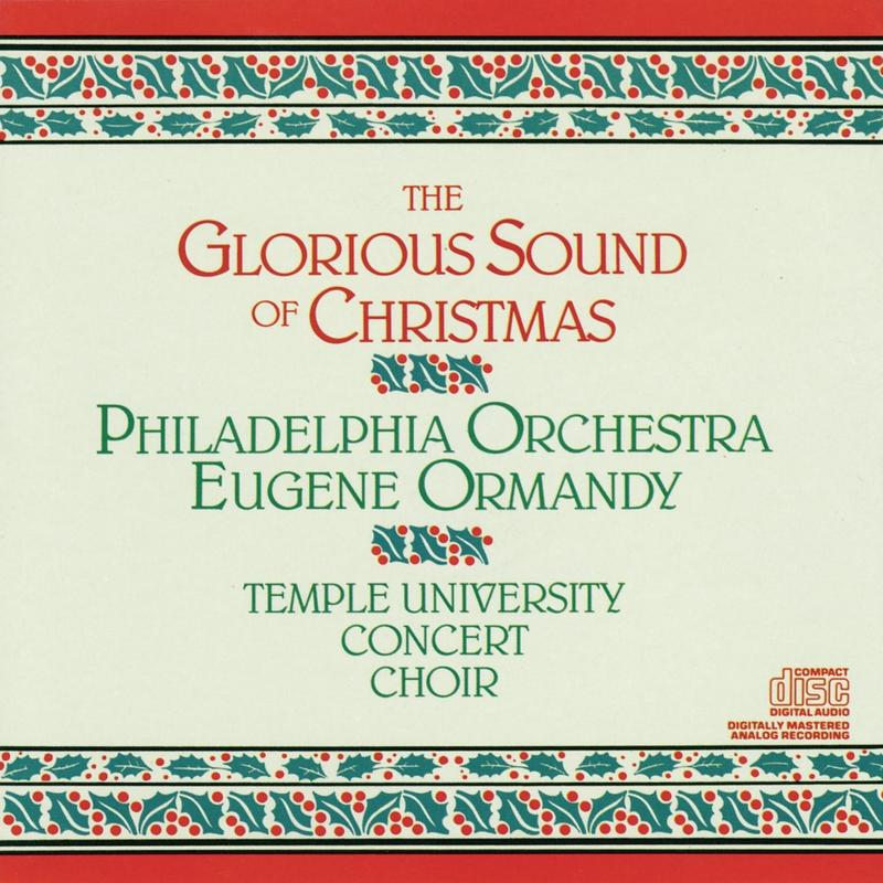 Eugene Ormandy conducted The Philadelphia Orchestra in this 1962 beloved recording.