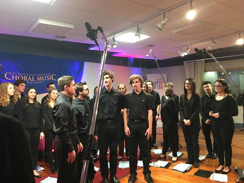 The Barbershop Quartet performed Jingle Bells as an encore!