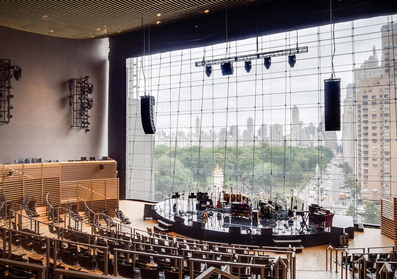 The Appel Room at Jazz at Lincoln Center