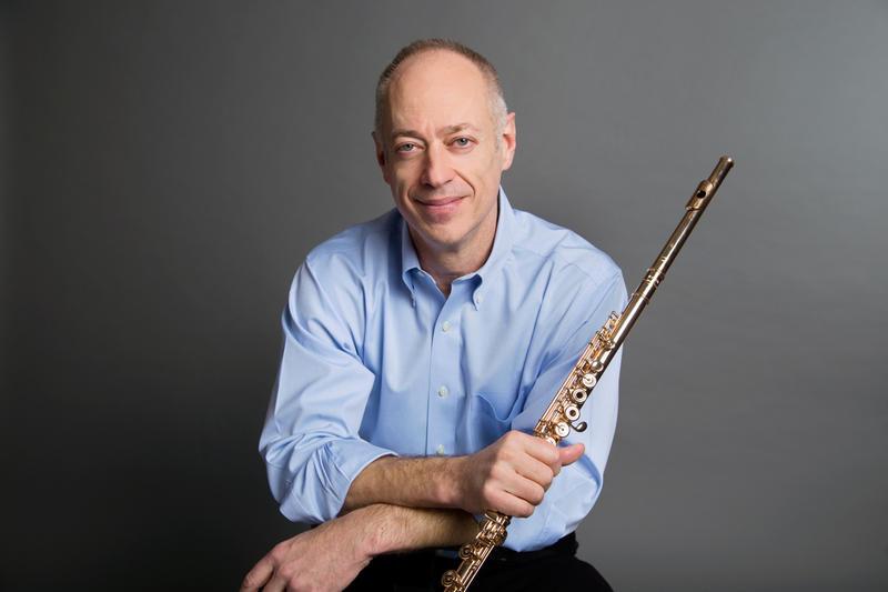 Philadelphia Orchestra Principal Flute Jeffrey Khaner performs Samuel Jones' Flute Concerto with The Philadelphians on WRTI 90.1, Feb. 3 at 1 PM.
