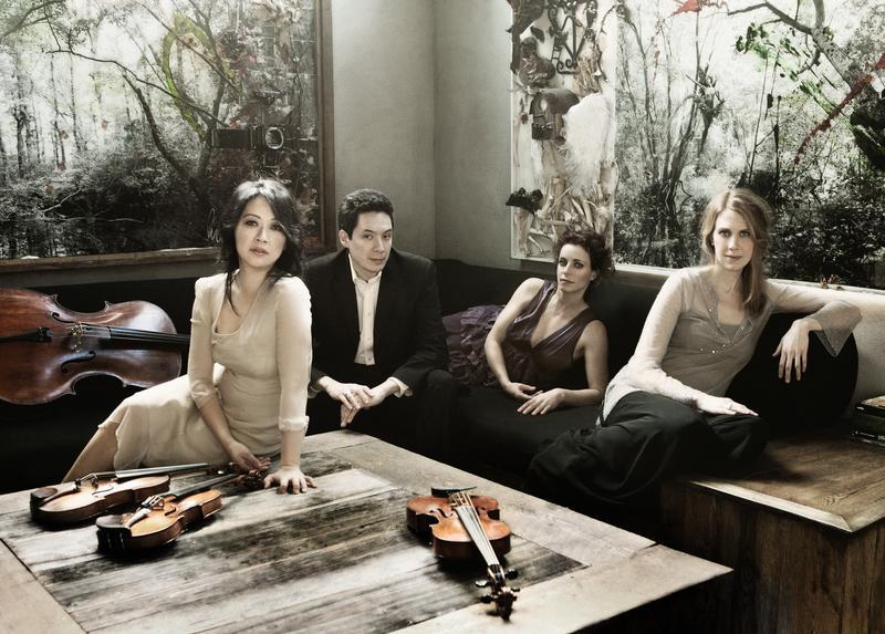 The Daedalus Quartet: