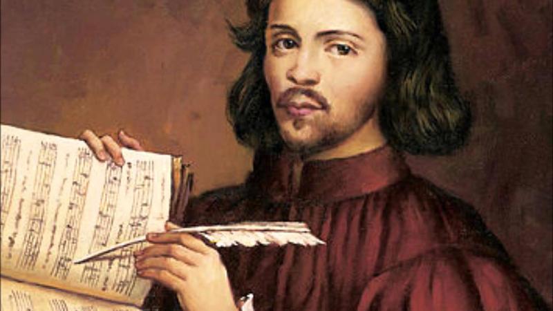 Composer Thomas Tallis (1505-1585)