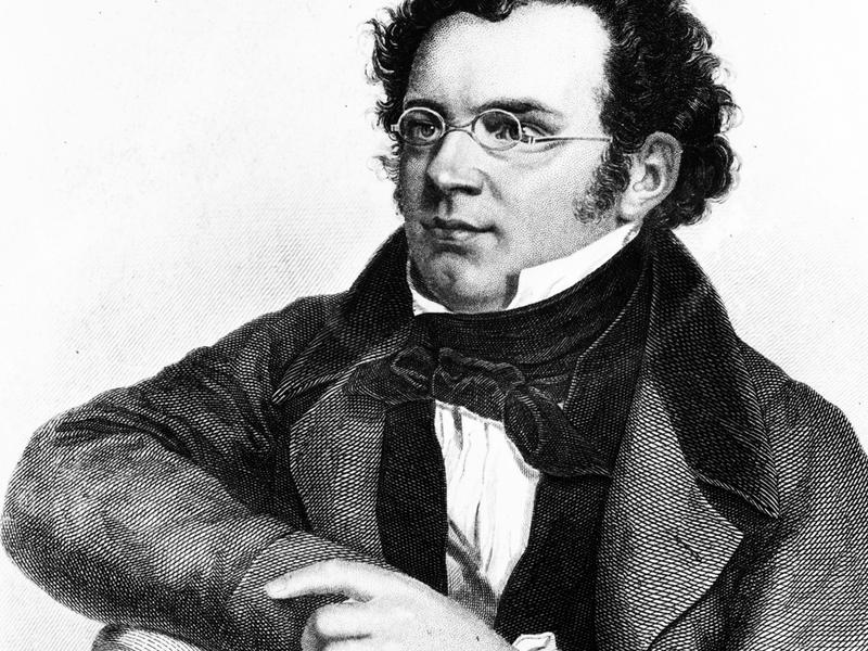 Franz Schubert is the subject of a series of concerts being performed this week at Curtis.