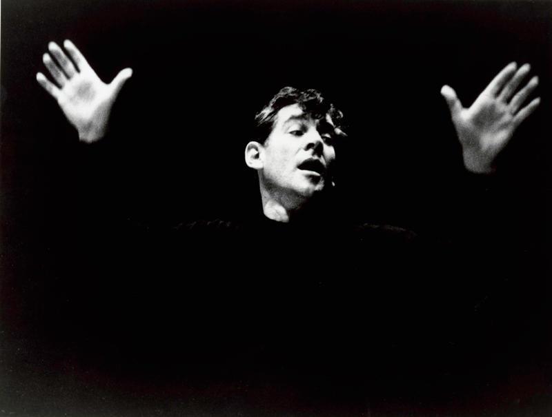 Leonard Bernstein, 1956