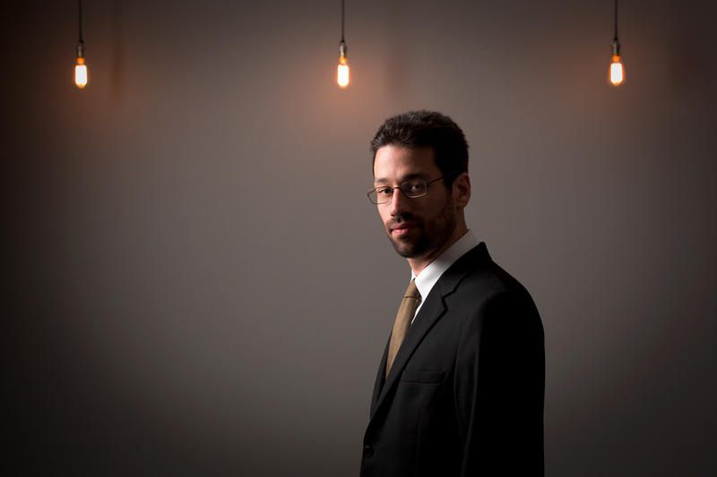 Pianist Jonathan Biss is artistic director of Music for Food in Philadelphia.