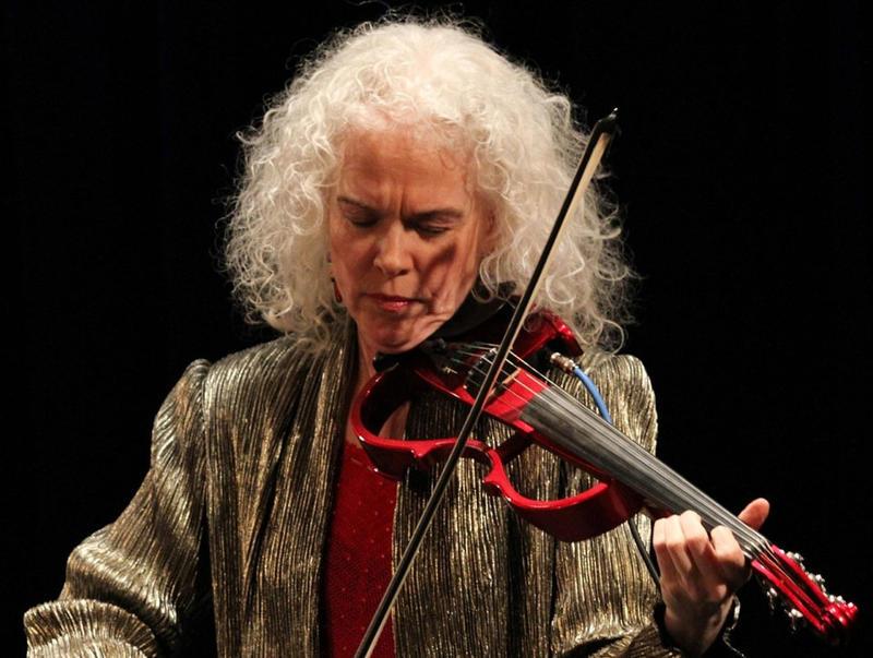 Violist and composer Martha Mooke