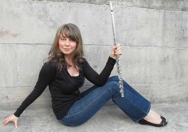 Flutist Mimi Stillman