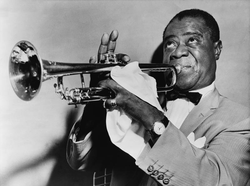 "Louis ""Satchmo"" Armstrong"