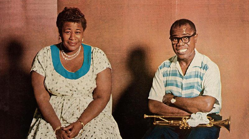 Ella & Louis was recorded in 1956