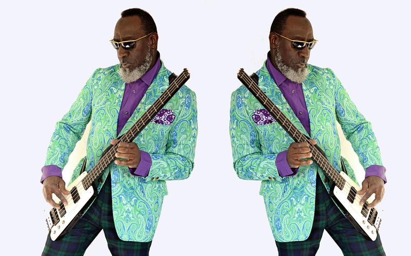 Bassist Jamaaladeen Tacuma